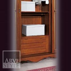 Cassettiera interna per armadio