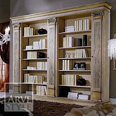 Libreria A Parete Prezzi.Libreria Armonie